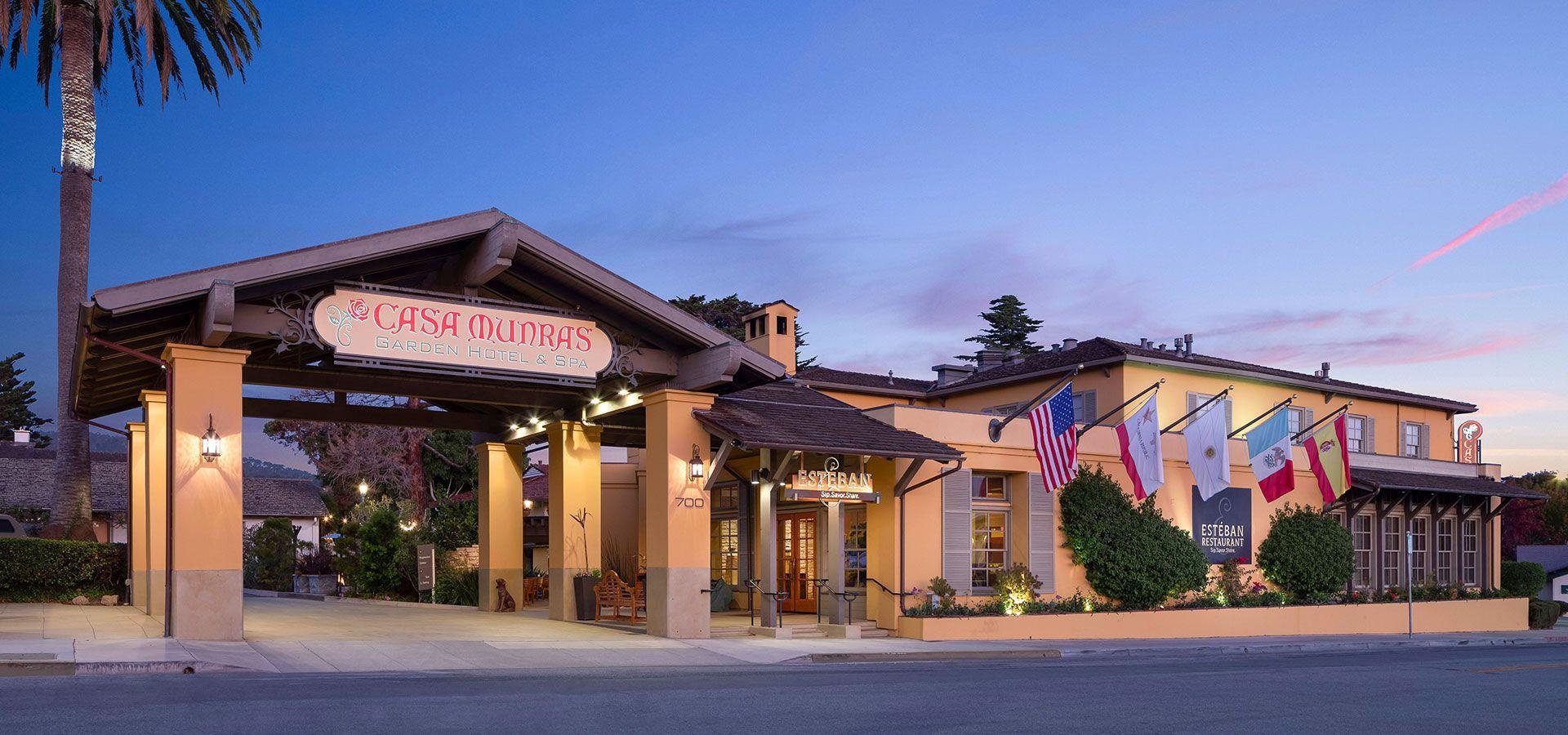 Monterey, California Attractions