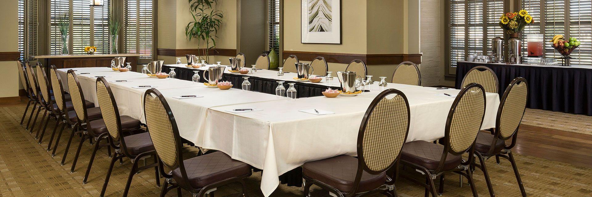 Meetings at Hotel California