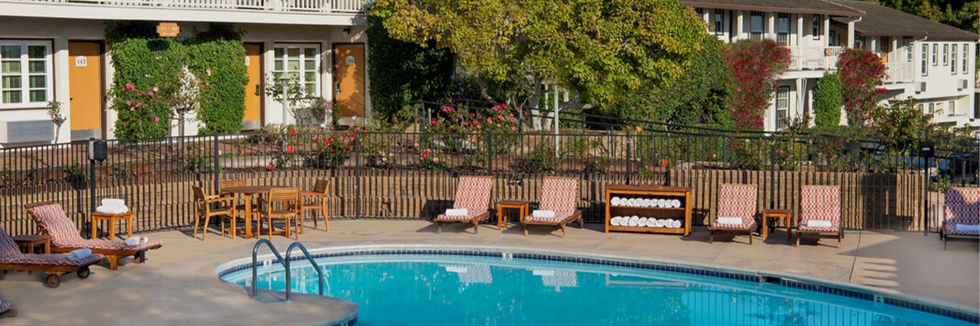 Casa Munras Garden Hotel & Spa, Monterey History