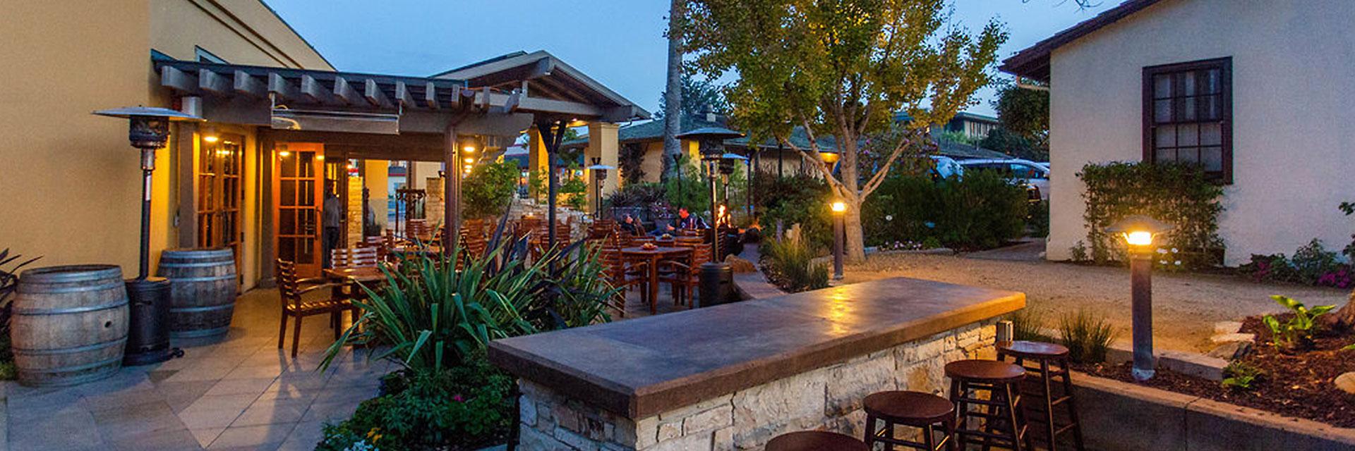 Venues of California Hotel